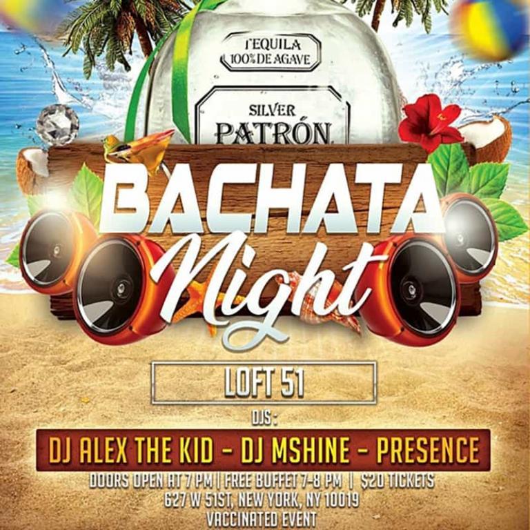 bachata night